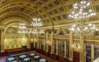Glasgow City Chambers, 28th November 2017