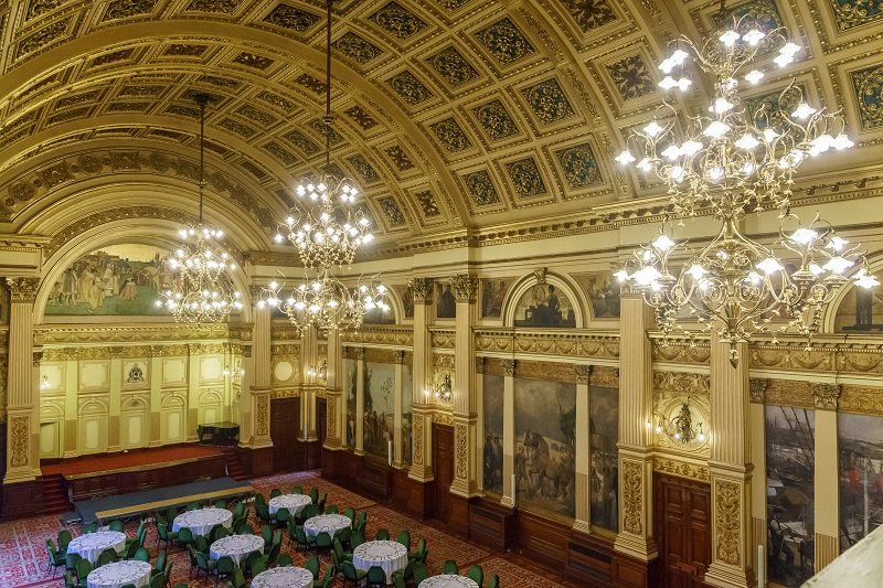 Glasgow City Chambers, 28th November 2017