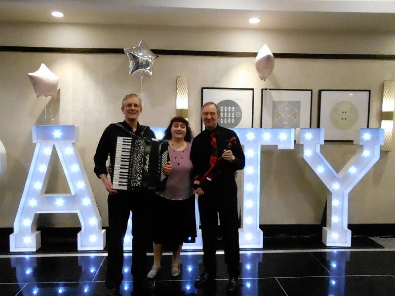 Saturday 6 April 2019 at Hilton Hotel, Glasgow
