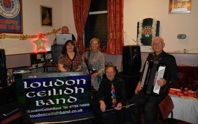 Saturday 28th December at Afton Lily, New Cumnock, Ayrshire