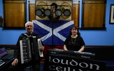 Saturday 22 February 2020 at Hardgate Masonic Hall, Clydebank