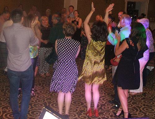 60th Birthday Party at Seamill Hydro
