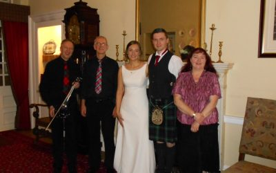 28 October at Ballathie house, Perth